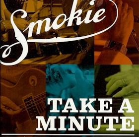 Take A Minute album cover